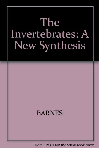 9780632012848: The Invertebrates: A New Synthesis