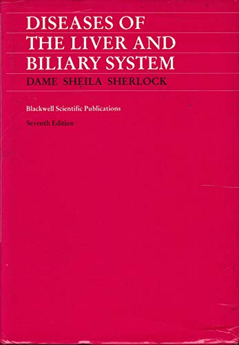 9780632013050: Diseases of the liver and biliary system