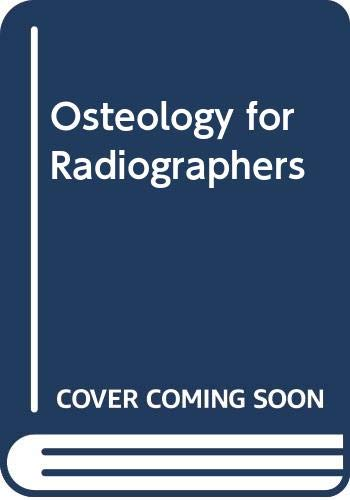 9780632013494: Osteology for Radiographers