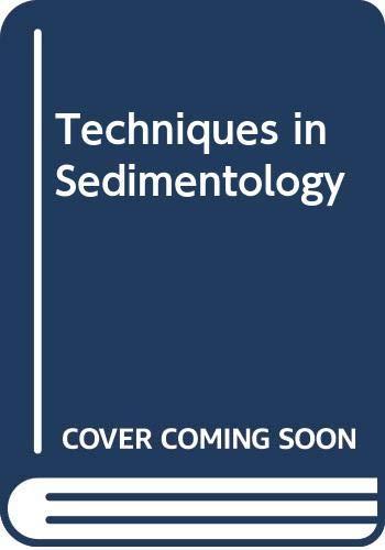 9780632013616: Techniques in Sedimentology