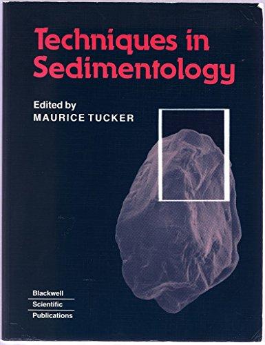 9780632013722: Techniques in Sedimentology