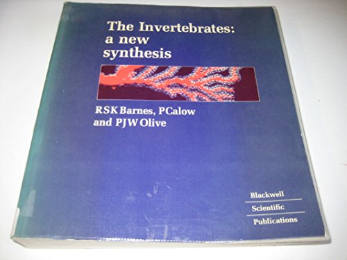 9780632016389: The Invertebrates: A New Synthesis