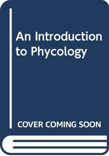 9780632017690: An Introduction to Phycology