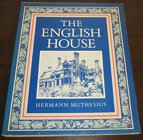 9780632018536: The English House