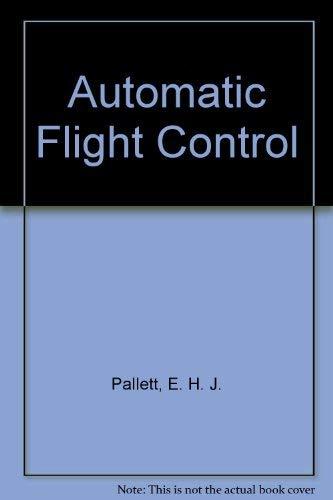 9780632018567: Automatic Flight Control