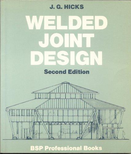 9780632018741: Welded Joint Design
