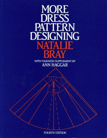 9780632018833: More Dress Pattern Designing, Fourth Edition