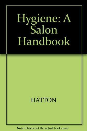 9780632019212: Hygiene: A Salon Handbook