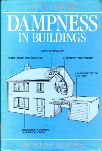 9780632019328: Dampness in Buildings