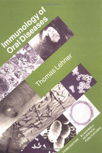 9780632019847: Immunology of Oral Diseases