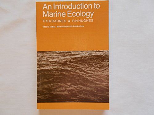 9780632020478: An Introduction to Marine Ecology