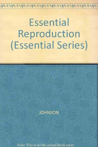 9780632021833: Essential Reproduction (Essential Series)