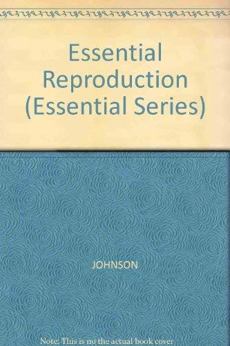 9780632021833: Essential Reproduction (Essential Series)