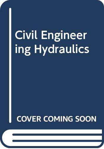 9780632022014: Civil Engineering Hydraulics