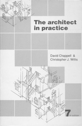 9780632022670: The Architect in Practice
