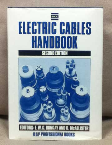 9780632022991: Electric Cables Handbook