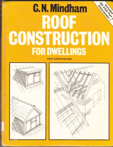 9780632023080: Roof Construction for Dwellings