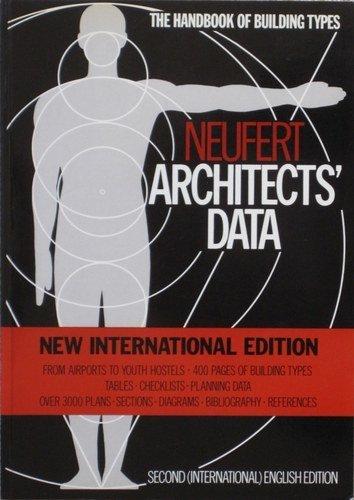 9780632023394: Neufert Architects' Data: Second International Edition