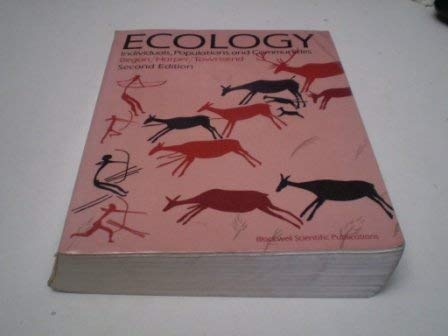 9780632023448: Ecology: Individuals, Populations and Communities