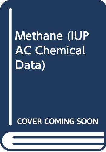 Methane. International Thermodynamic Tables of the Fluid: Wagner, W., de