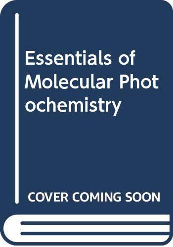 9780632024292: Essentials of Molecular Photochemistry