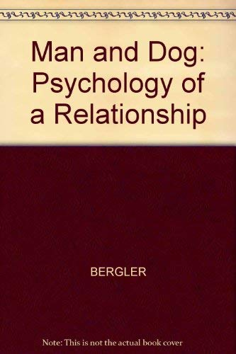 9780632024797: Man and Dog: Psychology of a Relationship (English and German Edition)