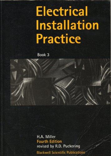 9780632025428: Electrical Installation Practice
