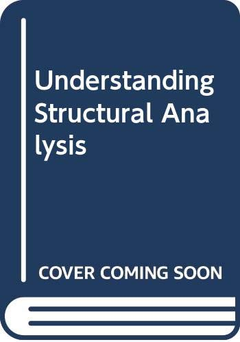 9780632026319: Understanding Structural Analysis