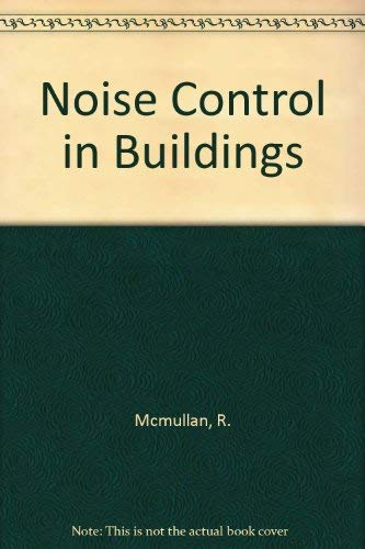 9780632027170: Noise Control in Buildings