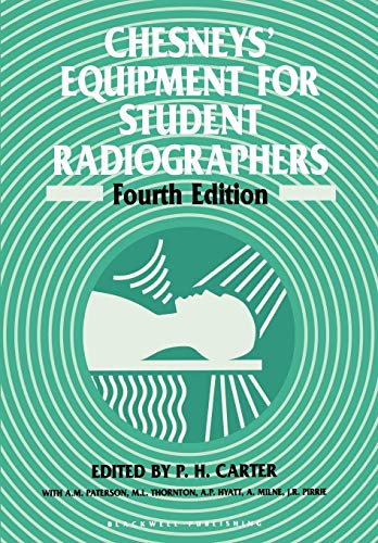9780632027248: Chesneys' Equipment for Student Radiographers
