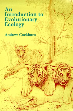 9780632027293: An Introduction to Evolutionary Ecology