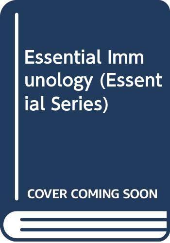 9780632028771: Essential Immunology, Seventh Edition