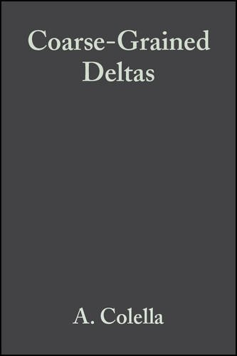 9780632028948: Coarse-Grained Deltas (Special Publication 10 of the IAS) (International Association Of Sedimentologists Series)