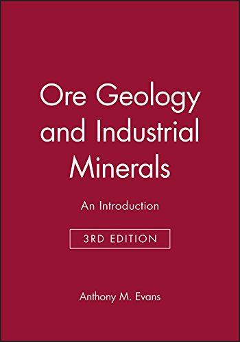 9780632029532: Ore Geology and Industrial Minerals: An Introduction