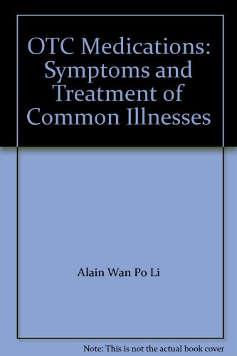 9780632029549: OTC Medications: Symptoms and Treatment of Common Illnesses