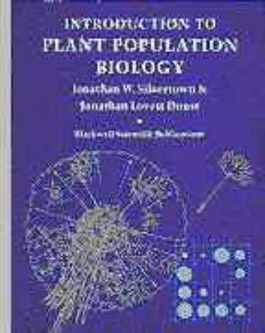 9780632029730: Introduction to Plant Population Biology