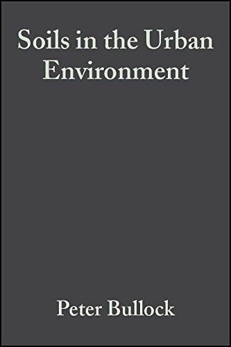 9780632029884: Soils in the Urban Environment