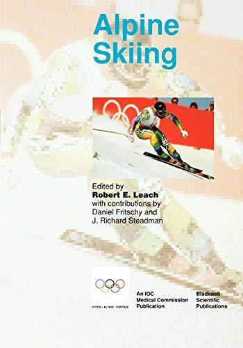 9780632030330: Handbook of Sports Medicine and Science, Alpine Skiing (Olympic Handbook Of Sports Medicine)