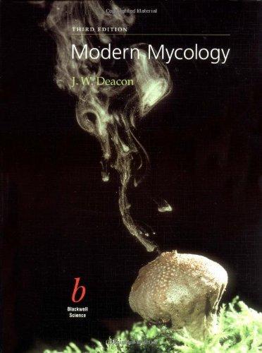 9780632030774: Modern Mycology