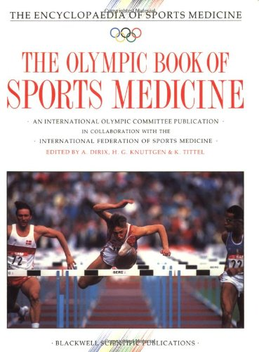 9780632030842: The Olympic Book of Sports Medicine (The Encyclopaedia of Sports Medicine) (v. 11)