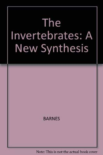 9780632031252: The Invertebrates: A New Synthesis