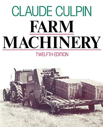 9780632031597: Farm Machinery