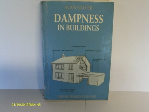 9780632031641: Dampness in Buildings