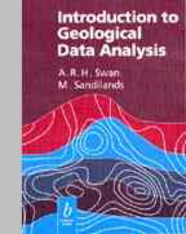 9780632032242: Introduction to Geological Data Analysis
