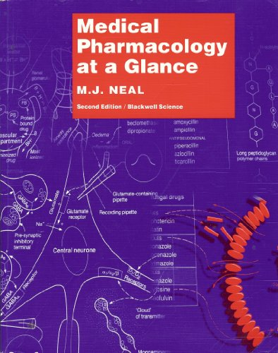 9780632033737: Medical Pharmacology at a Glance