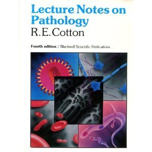 9780632033973: Lecture Notes on Pathology