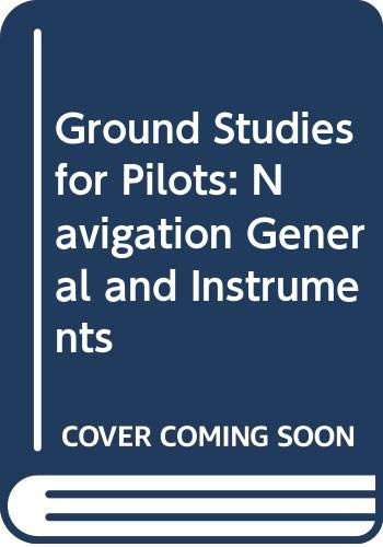 9780632034345: Ground Studies for Pilots