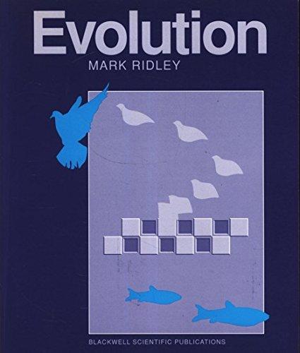9780632034819: Evolution