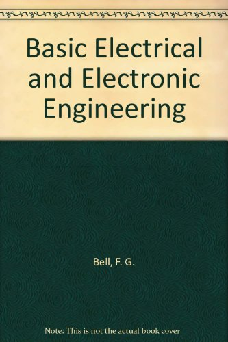 9780632034932: Basic Electrical and Electronic Engineering