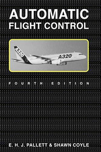 9780632034956: Automatic Flight Control